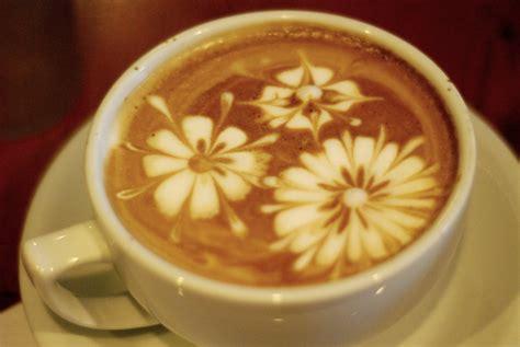 pattern latte art hanan decor latte art