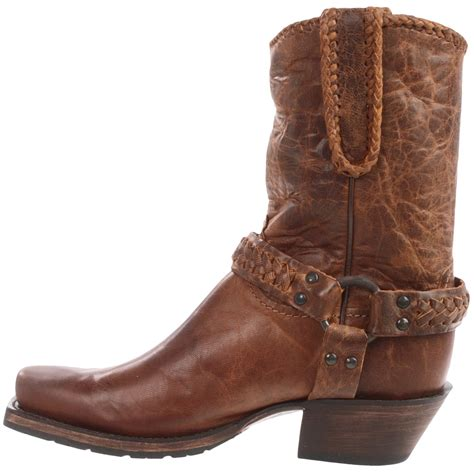 lucchese goat harness cowboy boots for