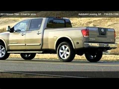 2013 Nissan Titan Pro 4x For Sale 2013 Nissan Titan S Sv Sl Pro 4x For Sale In