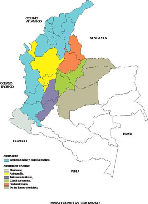 imagenes satelitales de colombia todo el mapa de colombia