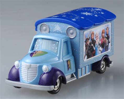 Tomica Disney Dm Frozen Goody Carry amiami character hobby shop disney tomica disney