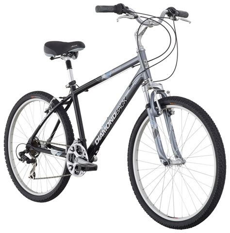 mens comfort bikes diamondback wildwood classic men s sport comfort bike 26