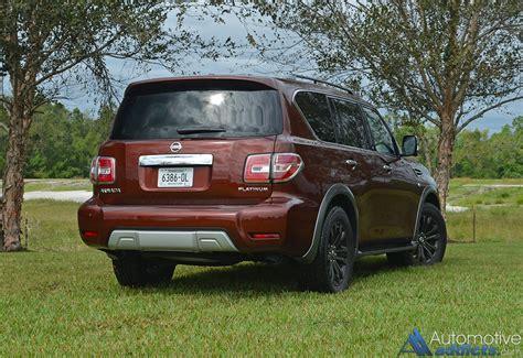 nissan armada rear 2017 nissan armada platinum 4wd rear 1