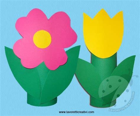 co de fiore fiori di carta lavoretti creativi
