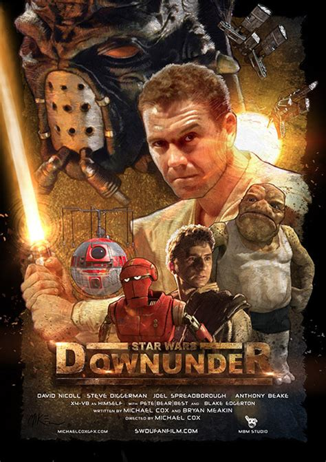 star wars fan film star wars downunder fan film trailer geektyrant