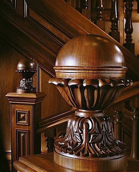 architectural woodwork wood carving wooden stairs