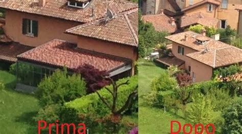 veranda abusiva giorgio gori ha abbattuto la veranda abusiva prima e dopo