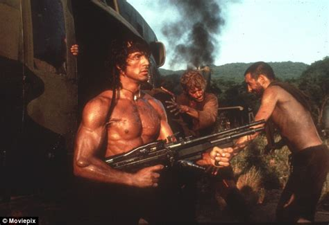 film rambo in vietnam rambo is being rebooted for big screen but sylvester