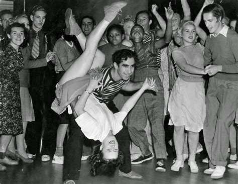 swing music clubs couple swing dancing ca 1940s vintage everyday