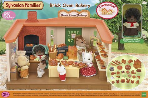Sylvanian Families Cupboard With Oven 5023 1 sylvanian families brick oven bakery 5237 jadlam toys models buy toys models