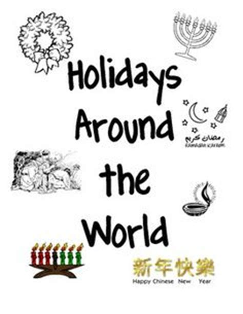 holidays around the world crafts other holidays around the world an