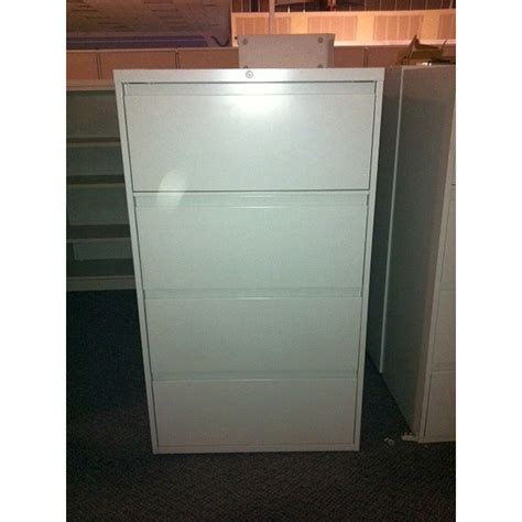 Steelcase Lateral File Cabinet Used Steelcase 4 Drawer Lateral File Cabinets Used Storage Used