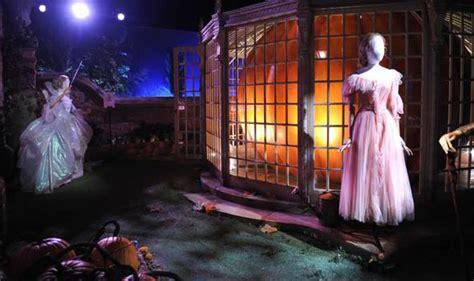 Cinderella Film Leicester Square | cinderella costume exhibition revealed films