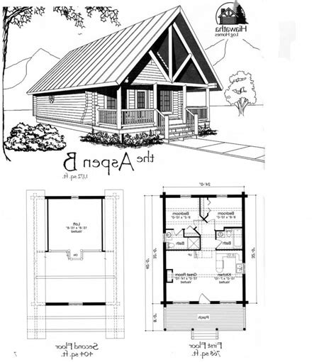 small cabin floor plans view source more log cabin ii small floor plan photos