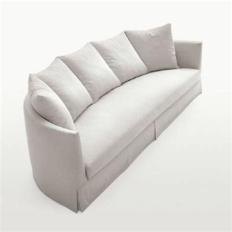 halbrundes sofa im klassischen stil sofa crono maxalto