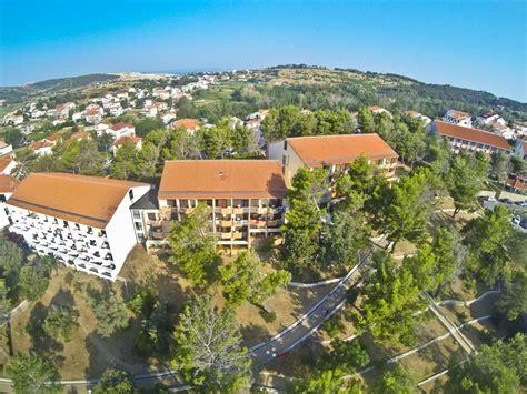 Friseur Rezeption Hotel Veli Mel Hotel Siedlung San Marino Lopar Insel