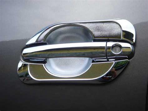 All New Innova Cover Pegangan Pintu Jsl Handle Cover Sporty Chrome jual outer mangkuk handle pintu fortuner model innova outer