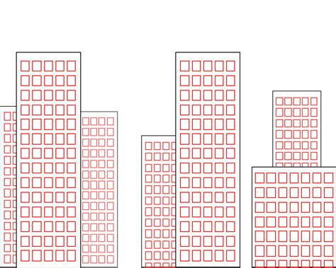 How To Draw Building Drawing A Building