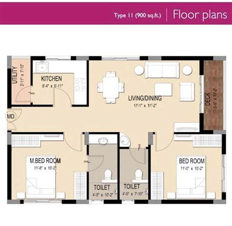 home design for 900 sq feet plot 900 square foot house plans gallery floor plans layout