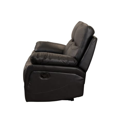 two seater recliner chairs torana 2 seater recliner black target furniture