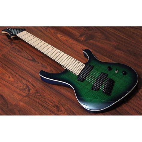 9 string fanned fret halo 174 octavia 9 string guitar 30 quot 28 quot fanned fret multi