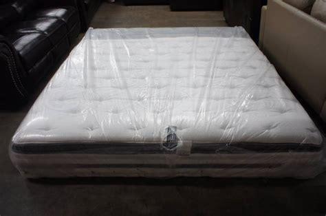 Simmons Beautyrest King Size Pillow Top Mattress by Simmons Beautyrest Vanderbilt Collection Recharge Alayna