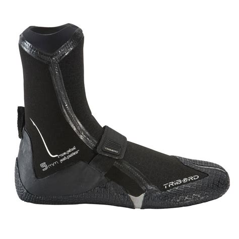 surf boots 5 mm boots surf booties decathlon