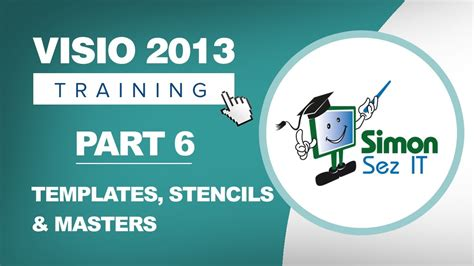 visio for beginners visio 2013 for beginners part 6 how to use templates
