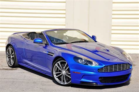 Aston Martin Dbs Msrp by Find Used 2011 Aston Martin Dbs Volante Low