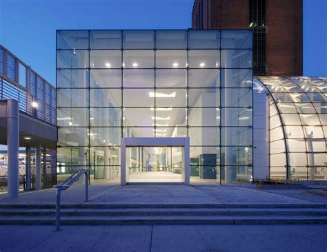 glass facades project references
