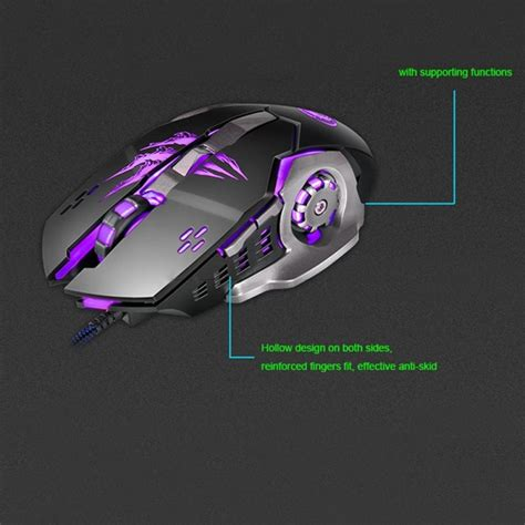 Diskon Hight Precision Gamming Usb Mouse 6d Multyfungsi apedra imice a8 high precision gaming mouse led four color controlled breathing light usb 6