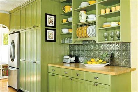 cuisine mur vert pomme cuisine verte 60 photos et conseils d 233 co pour une cuisine