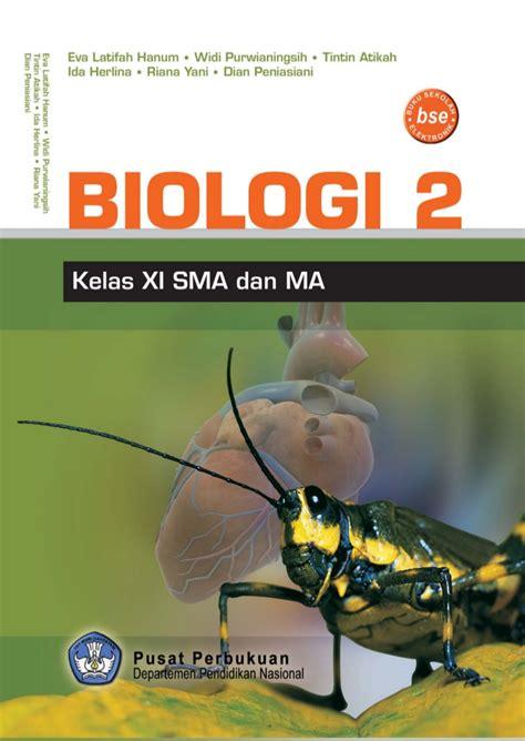 Spm Biologi Sma Ma Buku Biologi Sma Kelas Xi Bse 2009 Latifah Hanum