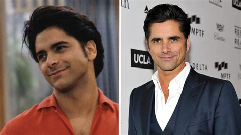 john stamos full house full house stars then and now tomorrowoman