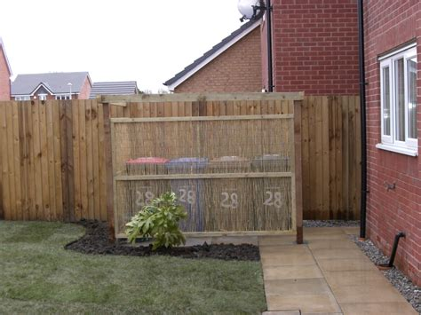 1000 images about wheelie bin storage on pinterest screens shrubs and acacia
