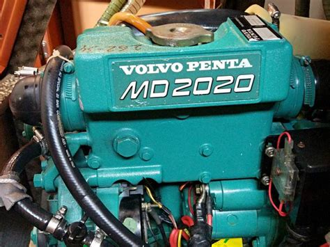 Volvo Md 2020 by Motor Volvo Penta Md 2020 D Ocassion 56654 Inautia