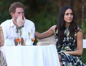 prince harry and meghan markle s african romantic getaway