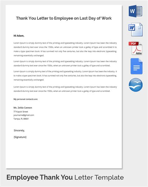 thank you letter to prep thank you letter after builder 28 images guidelines
