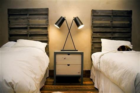 palette headboard diy upcycled pallet headboard ideas pallet wood projects