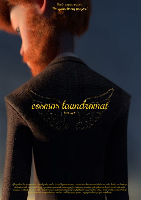 Blender Blend Cosmos the 187 cosmos laundromat the gooseberry open