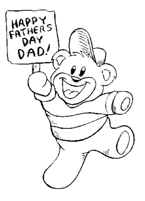 coloring pages father s day printable father s day coloring pages