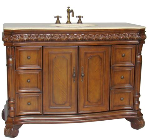 Bathroom Vanities 48 Inches Wide by 48 Inch Avenel Bathroom Sink Vanity