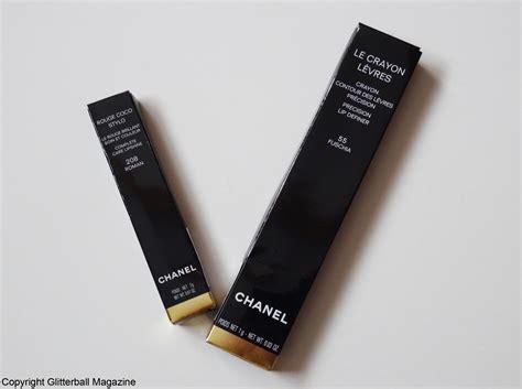Chanel Duo a chic chanel duo glitterball magazine