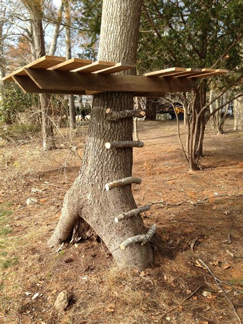 easy to build tree house plans 15 lovely diy treehouses make your kids dream come true