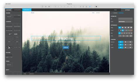 desain layout dengan bootstrap pingendo aplikasi membuat desain layout web bootstrap