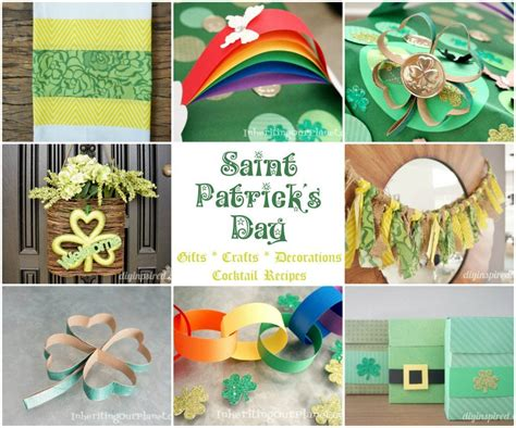 s day ideas a dozen st patrick s day ideas diy inspired