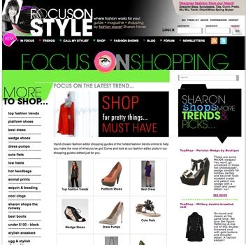 best shopping site best shopping site finalist for focusonstyle at juli b