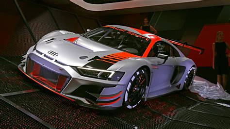 2019 Audi R8 Lmxs by 2019 Audi R8 Lms Gt3 Is Lighter Stiffer And Angrier