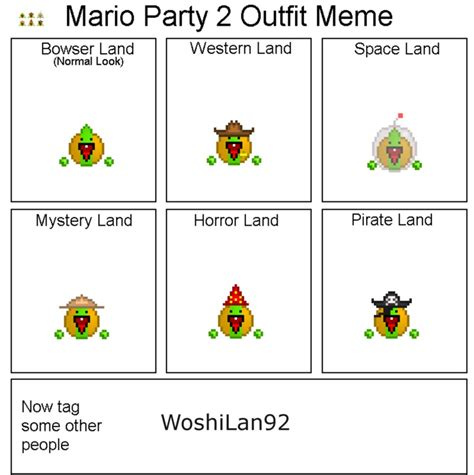 Mario Party Memes - mario party 2 meme by pixelatedyoshi on deviantart