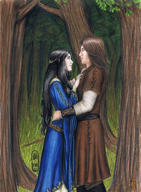 beren and lthien beren and luthien by myworld1 on